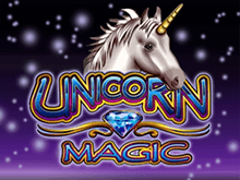 Unicorn Magic на зеркале сайта